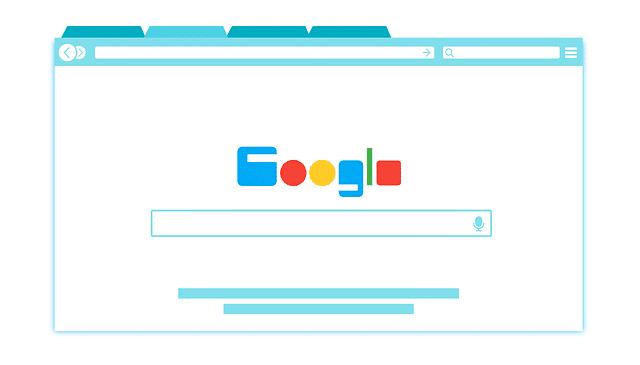 מנוע החיפוש גוגל בדפדפן